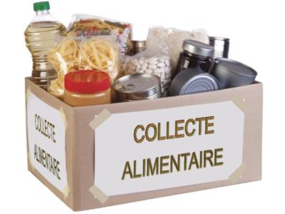 Collecte alimentaire – appel aux dons